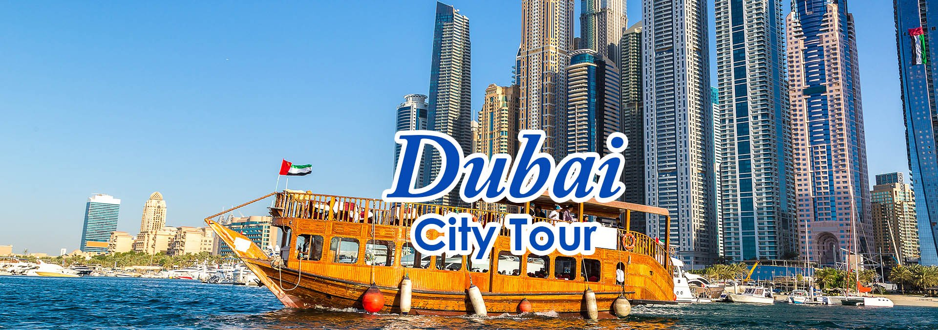 Day Tours In Dubai City