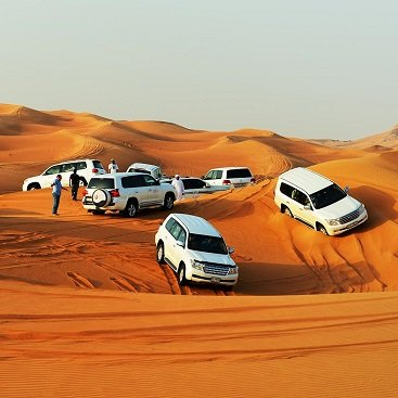 Evening-Desert-Safari-tour
