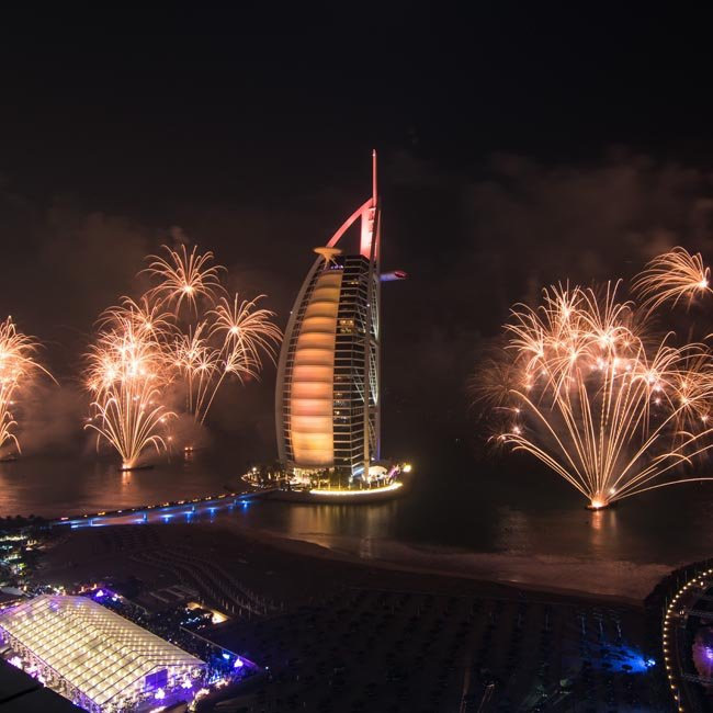 Dubai New Year 2019 Packages