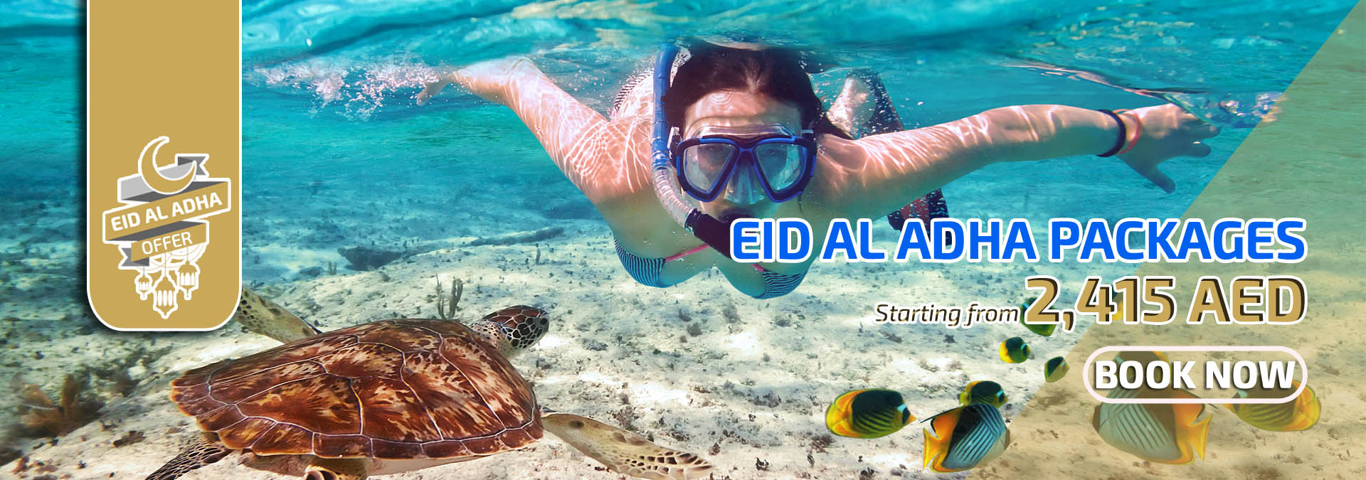 EID AL ADHA Packages