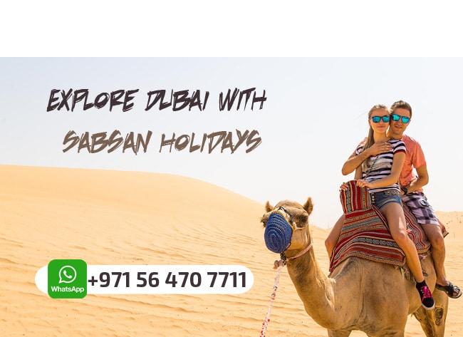 Dubai Tour Packages