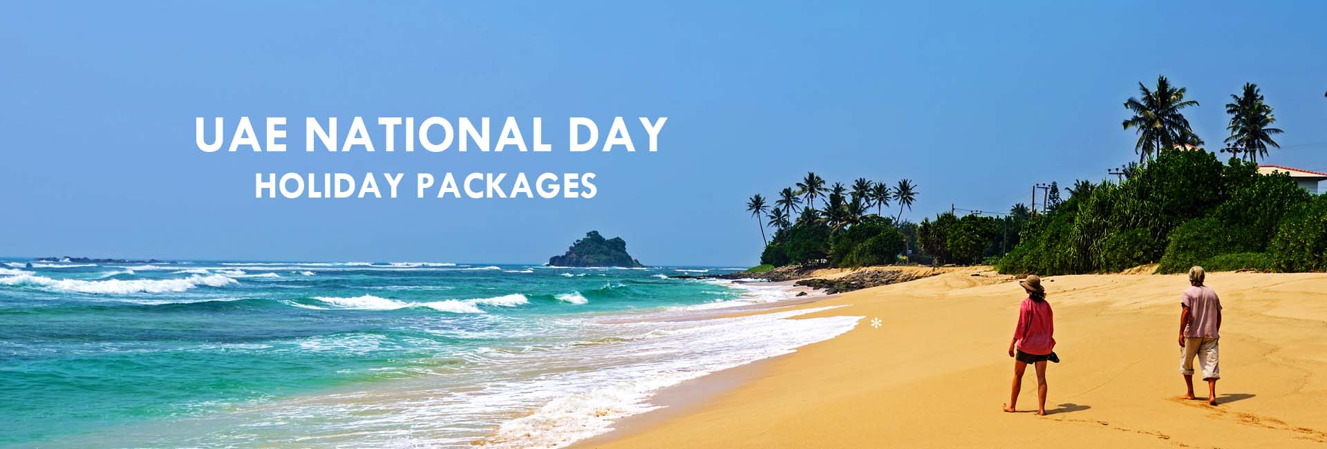 UAE national day holiday packages 2018