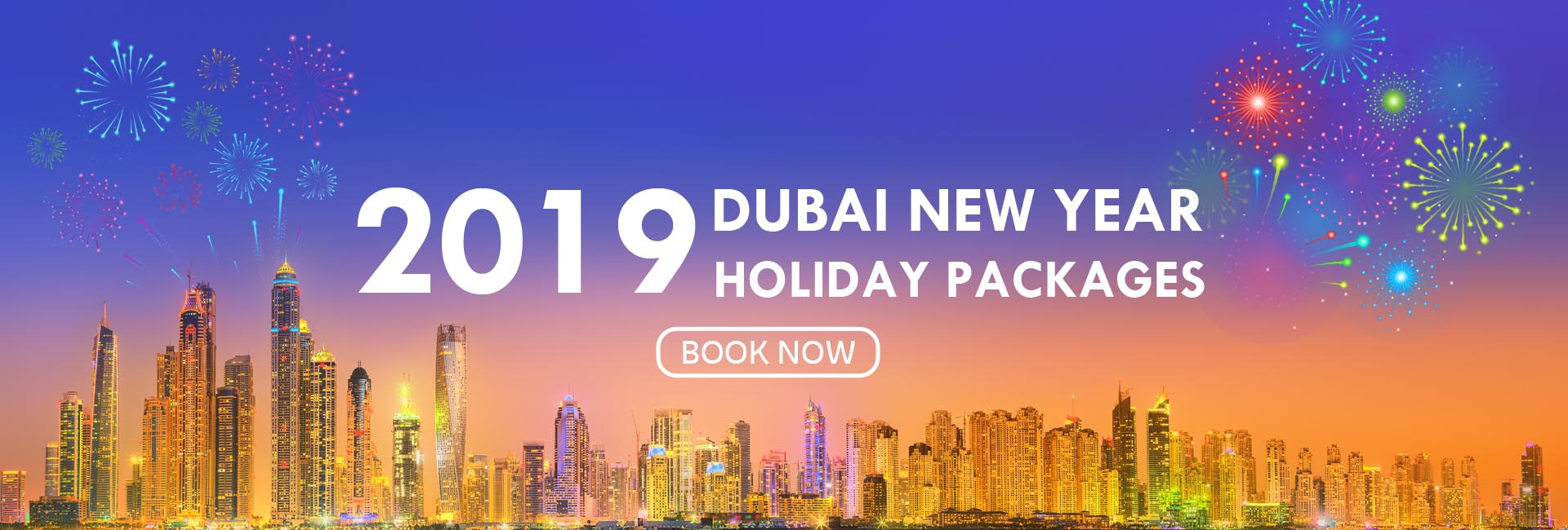 dubai new year packages 2019