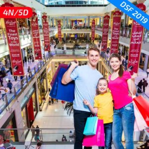 dubai shopping 2019