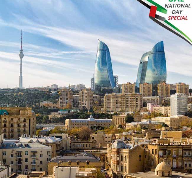 Azerbaijan Tour Packages from Dubai