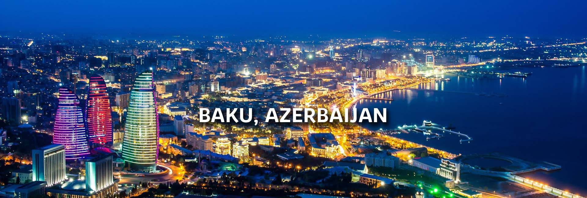 Azerbaijan Tour Packages from Dubai
