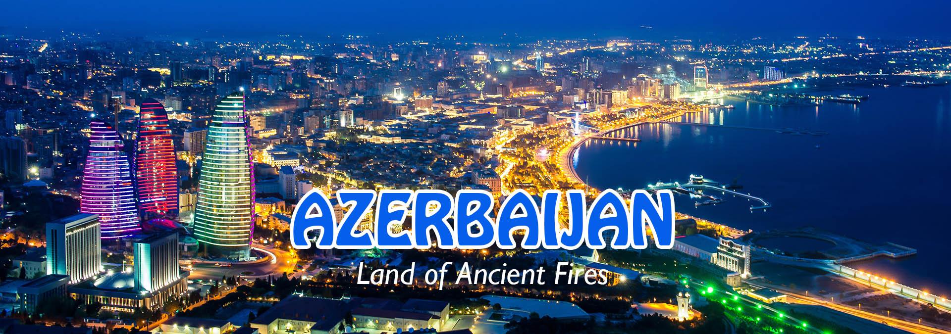 Baku Azerbaijan Tour Packages From DubaiUAE Baku Holiday Packages - Where is baku