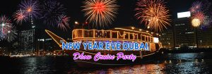 Dubai New year 2017 Dhow Cruise Party