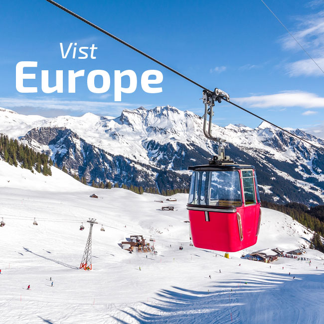 Europe Tour Package from Dubai