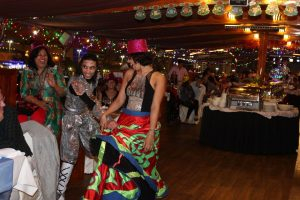 New Year Eve Dubai Dhow Cruise Party