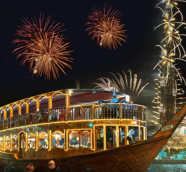 New Years Eve Cruise Dubai