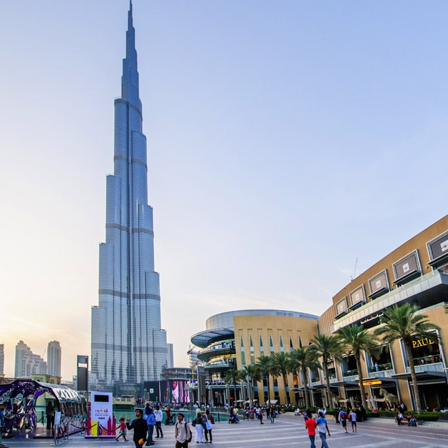 Dubai Eid Holiday Packages