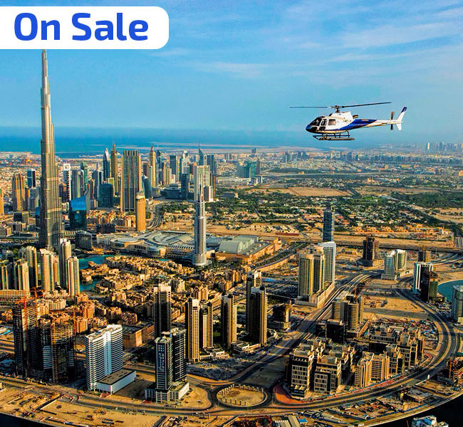 Dubai Helicopter Tours