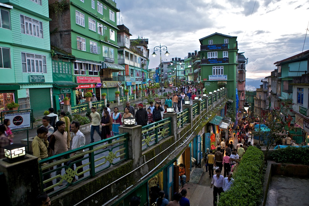 Gangtok Darjeeling Tour from uae