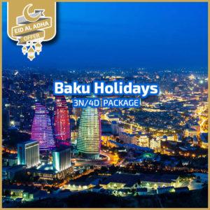 Baku – Azerbaijan Tour Packages