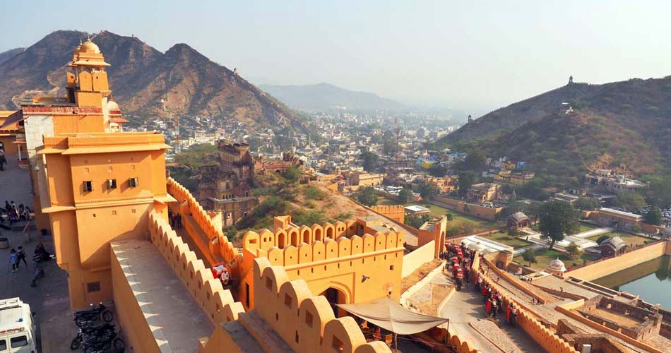 Delhi Agra Jaipur Tour Packages from dubai