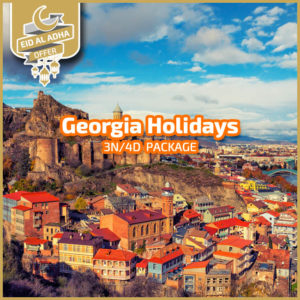 Georgia Tour Package from Duba1