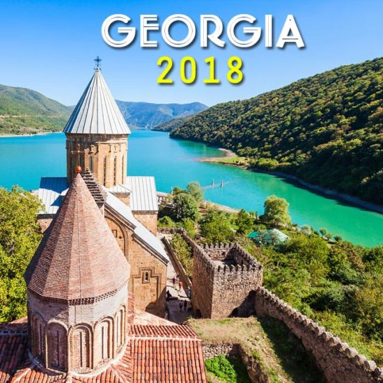 Georgia Tour Package from Dubai 2018