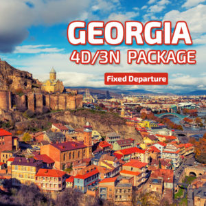 Georgia Tour Package from Dubai