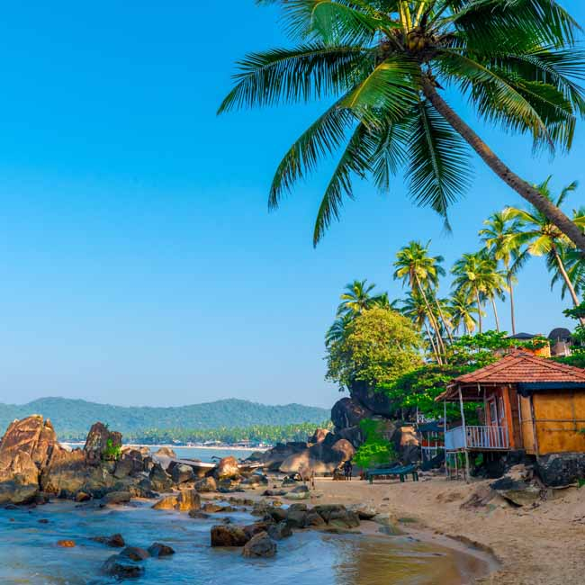 Goa Tour Packages Tour from Dubai