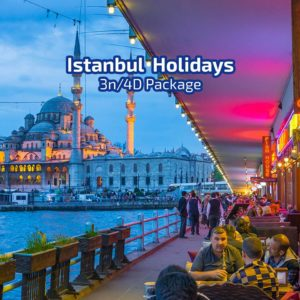 Istanbul Tour Package from Dubai