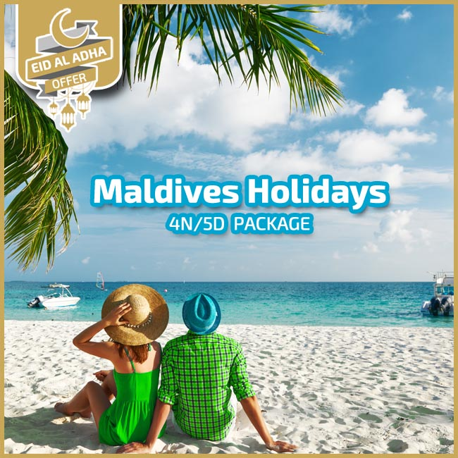 Maldives Tour Packages from Dubai