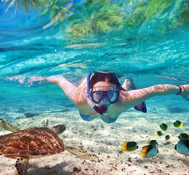 Maldives Tour Packages from Dubai