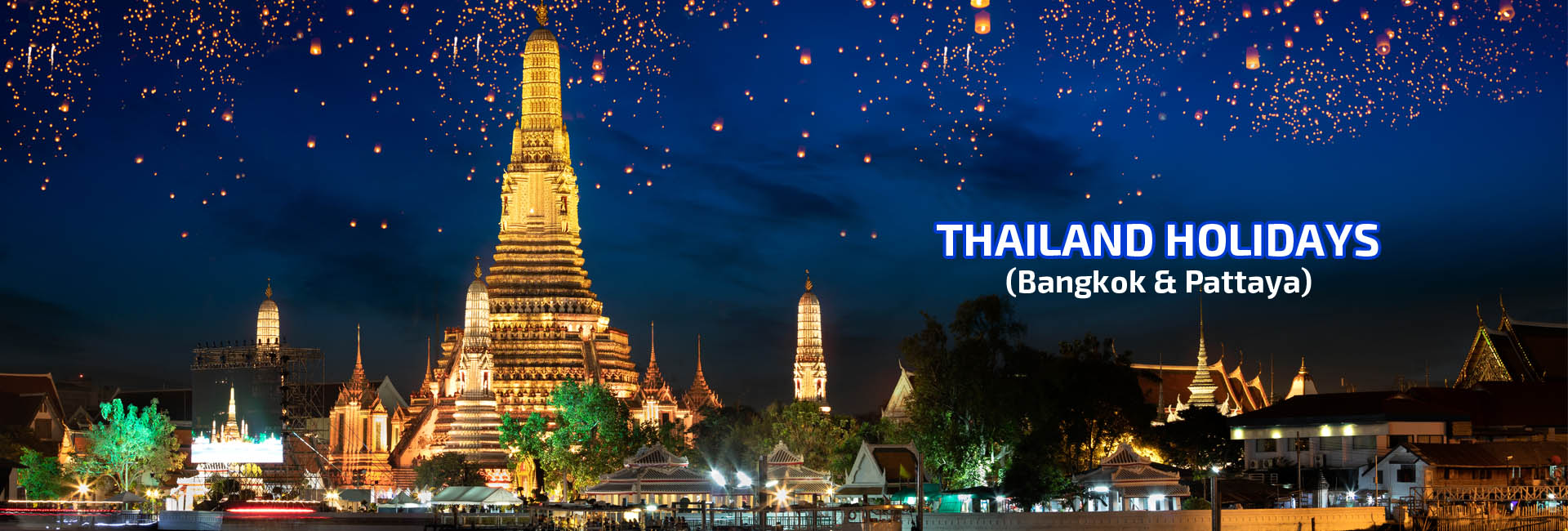 Thailand Vacation Packages All Inclusive From Dubai