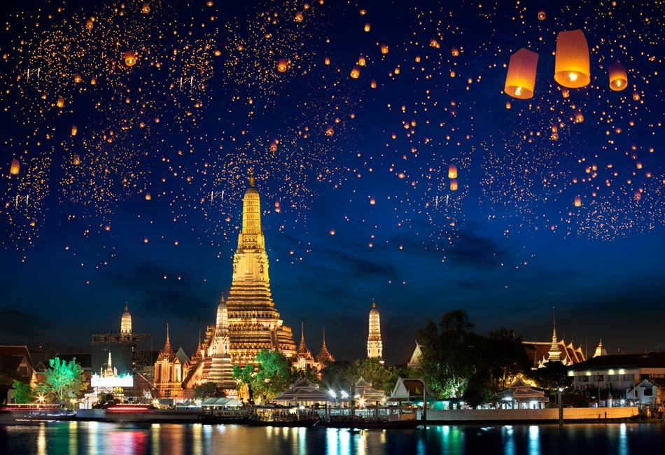 Thailand Tour Package from Dubai