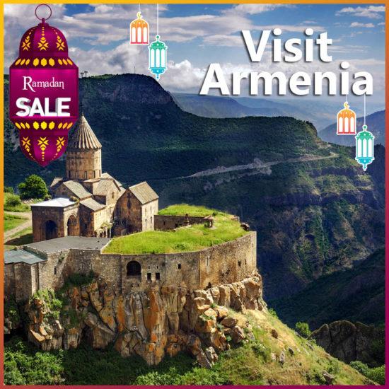 armenia tour package eid 2018