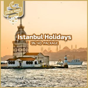 istanbul holiday packages from dubai