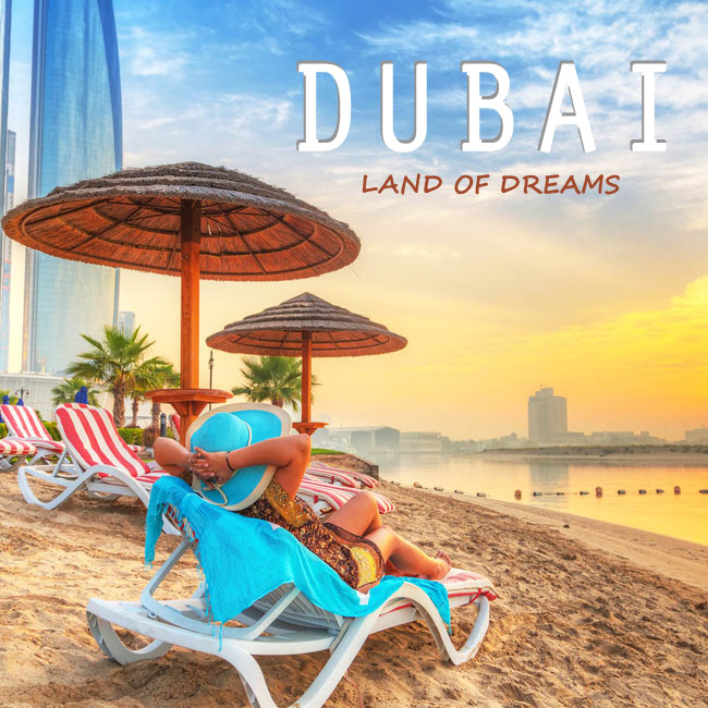 dubai tour package 2018