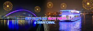 Dubai New Year 2018 Yacht Party
