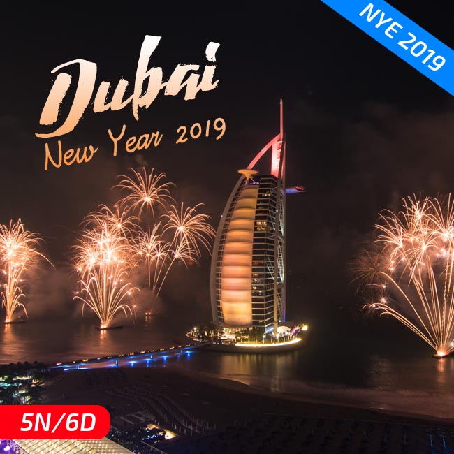 Dubai New Year Package