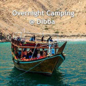 Musandam Dibba Overnight