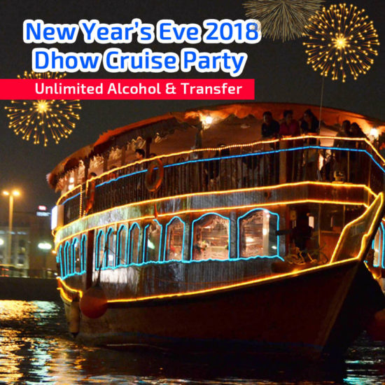 dhow cruise party