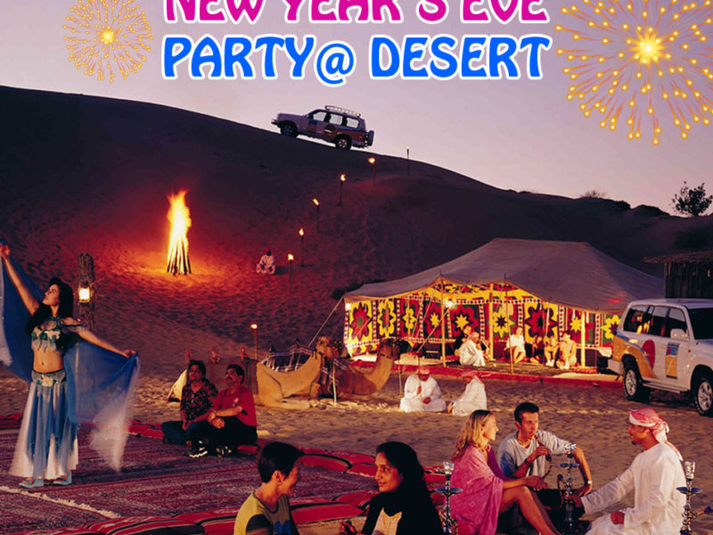 New Year Eve Desert Safari Dubai 2018