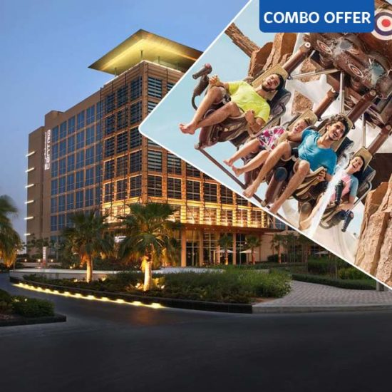 Yas Island Centro Hotel Combo Offer