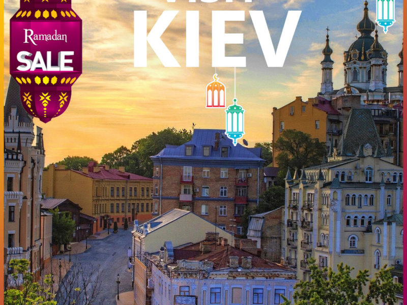 kiev Tour packages