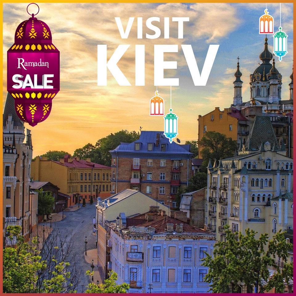 kiev Tour packages