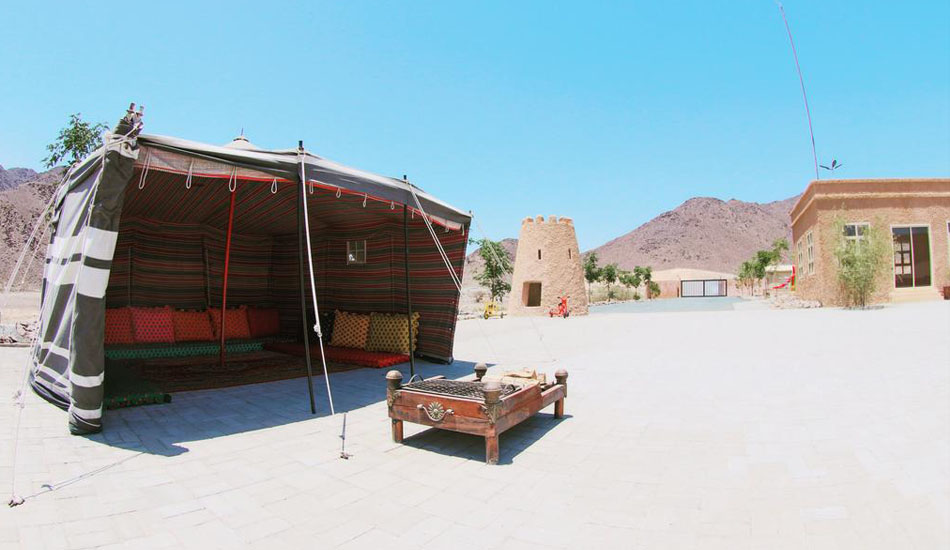 Farm Stay In Fujairah