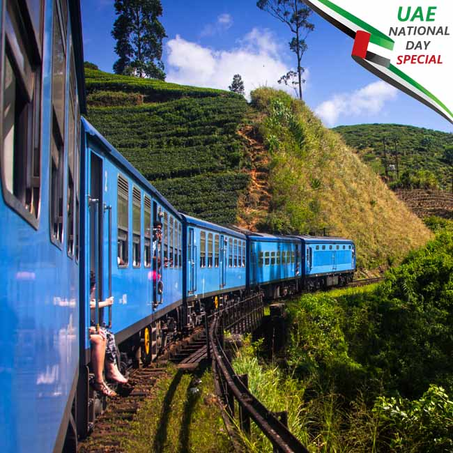 Sri lanka Holiday Package from Dubai