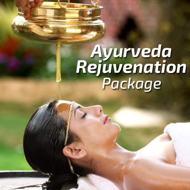 Kerala Ayurveda Rejuvenation Package