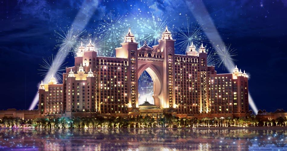 Dubai New Years Eve 2019