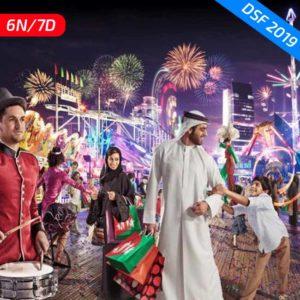dubai shopping festival 2019 package