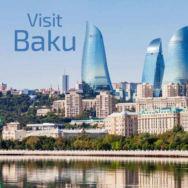 Baku Holiday Packages From Dubai