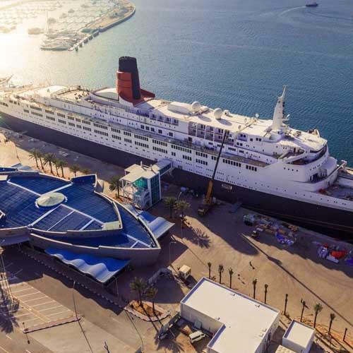 Queen Elizabeth 2 Heritage Tour dubai