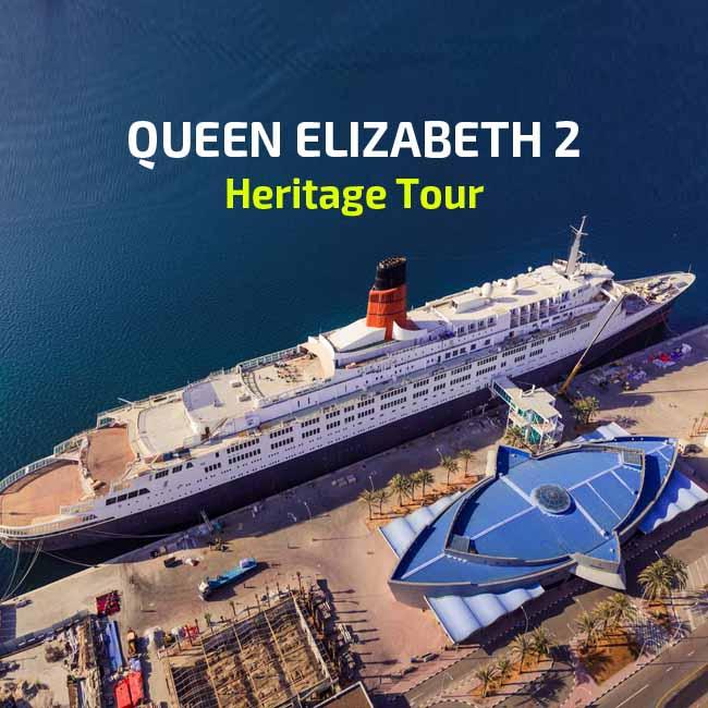 Queen Elizabeth 2 Heritage Tour