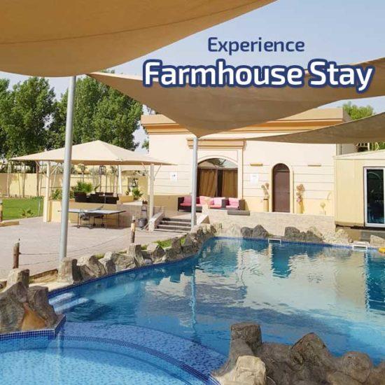 Farmhouse Stay in UAE