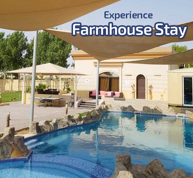 Farmhouse Stay in UAE